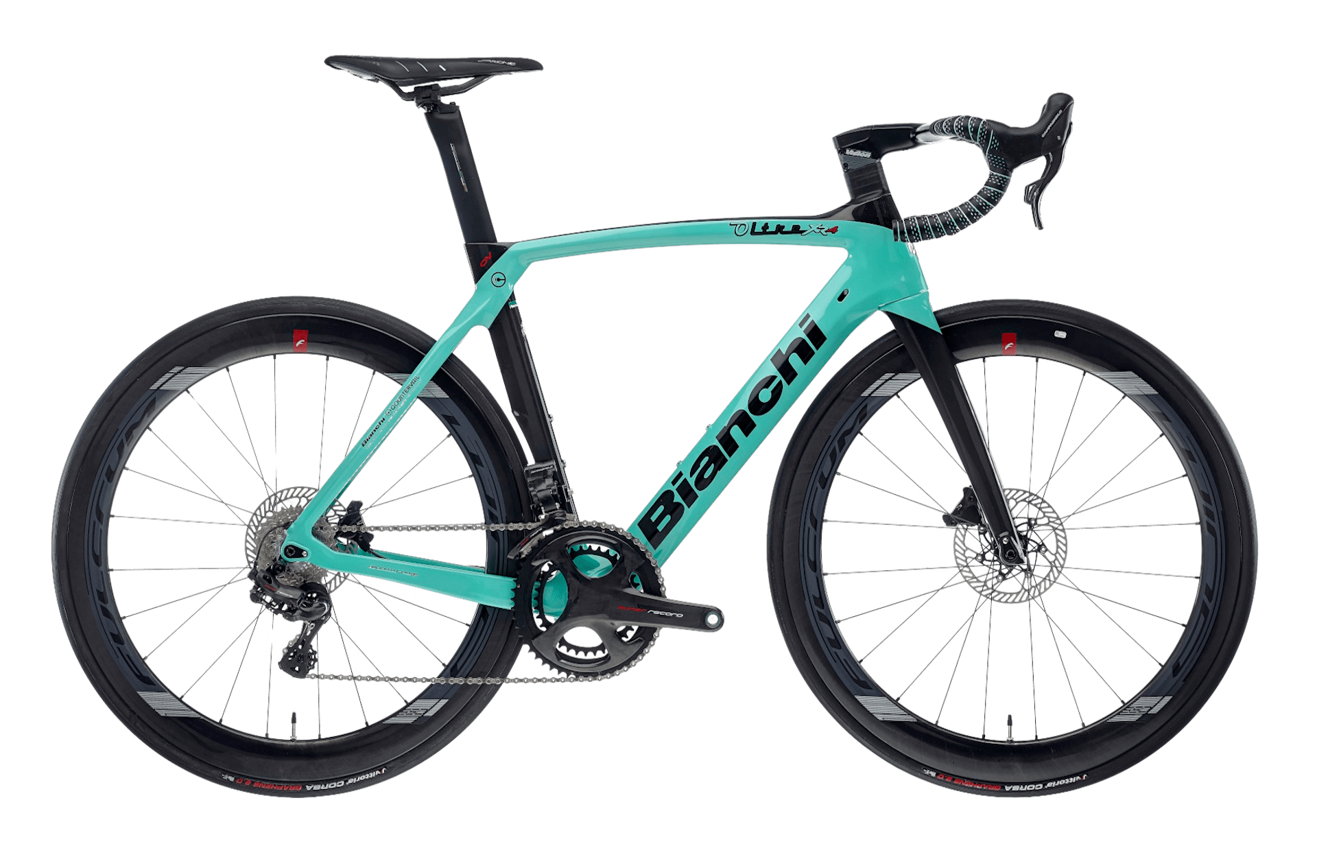 bianchi oltre xr4 campagnolo racefiets