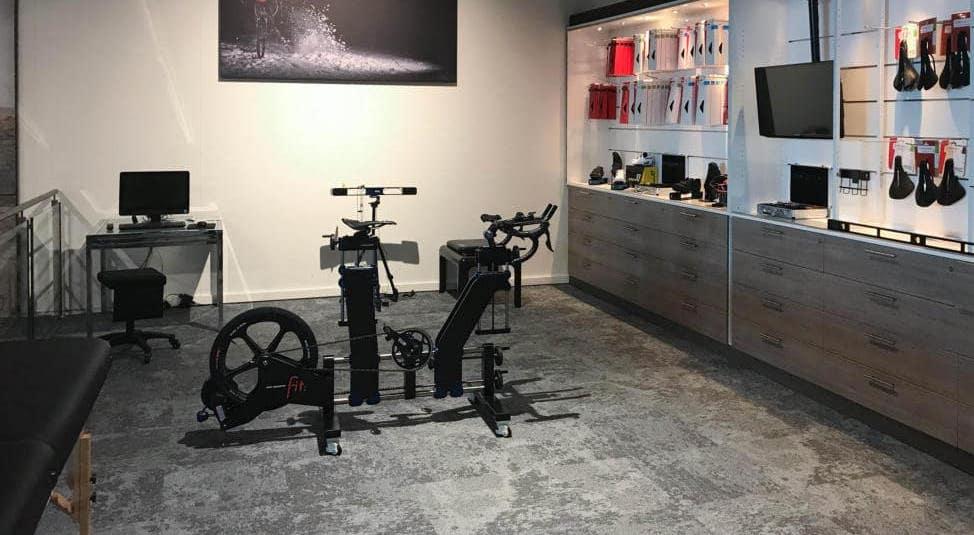 bikefitting ruimte piet de wit