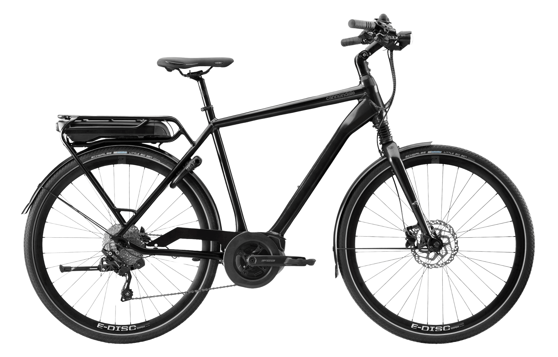 cannondale mavaro active e-bike heren