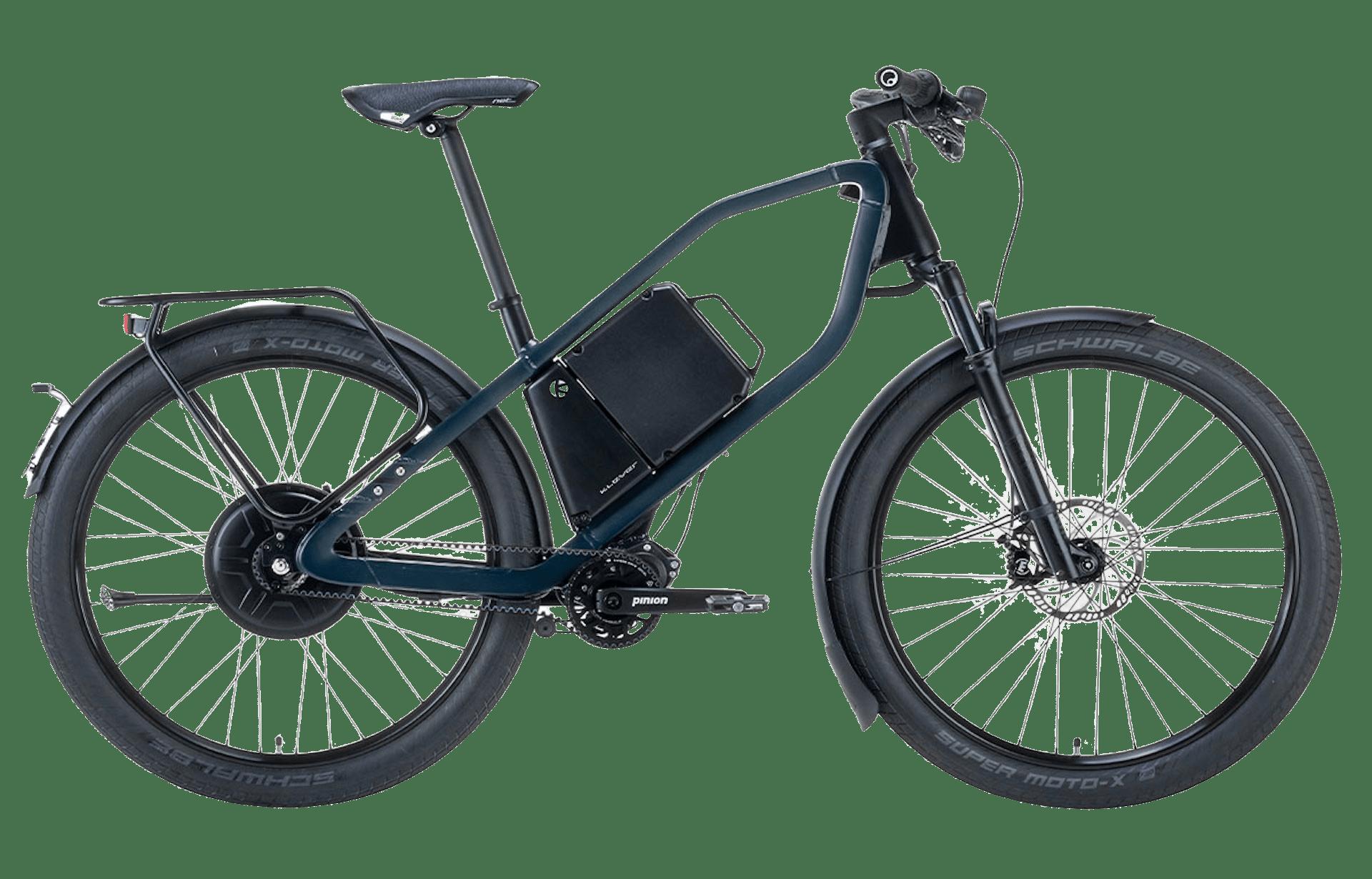 klever x-speed pinion e-bike