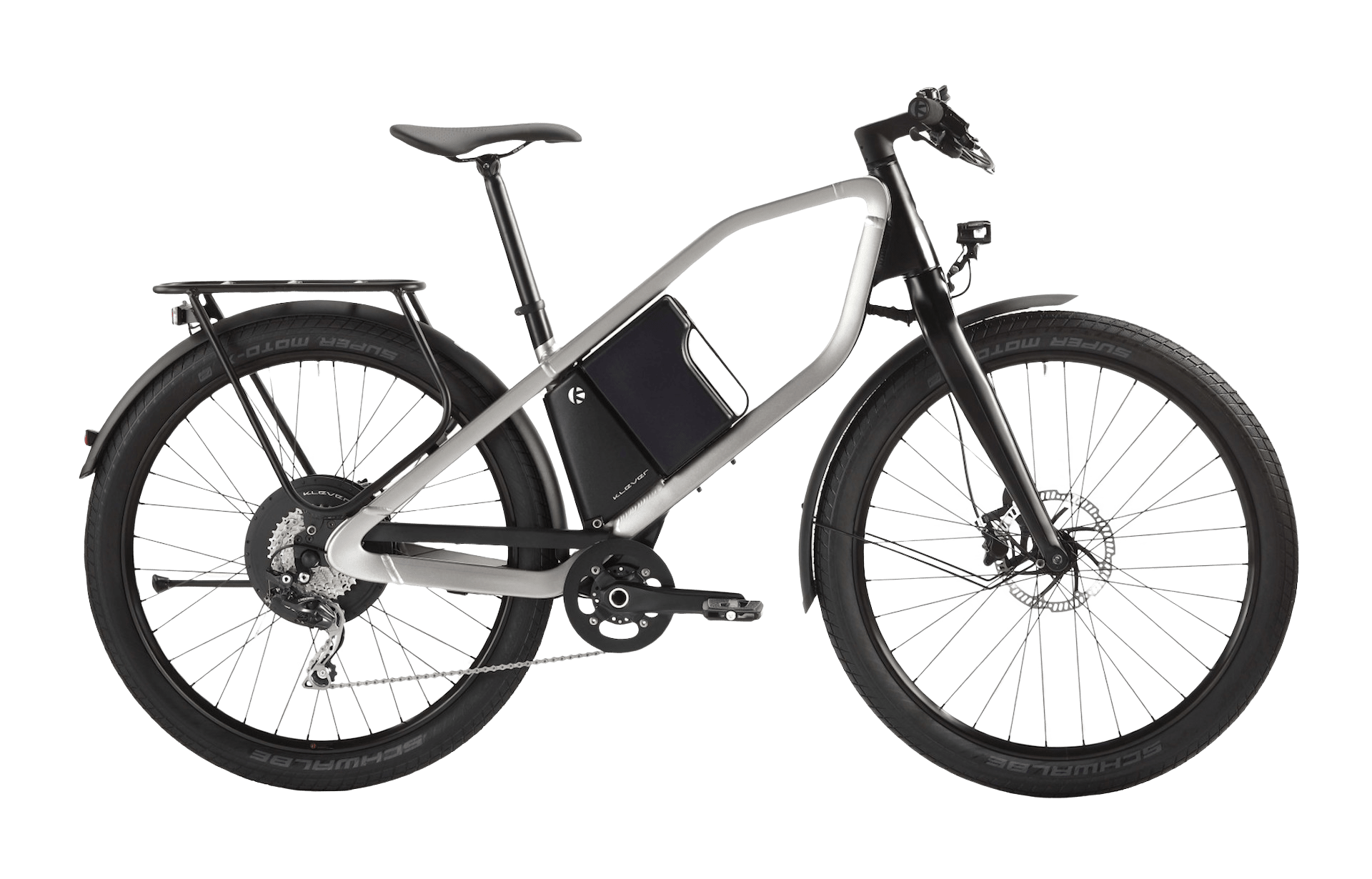 klever x_commuter e-bike
