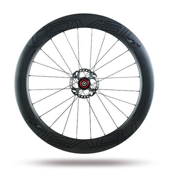 roval clx 64 fietswiel