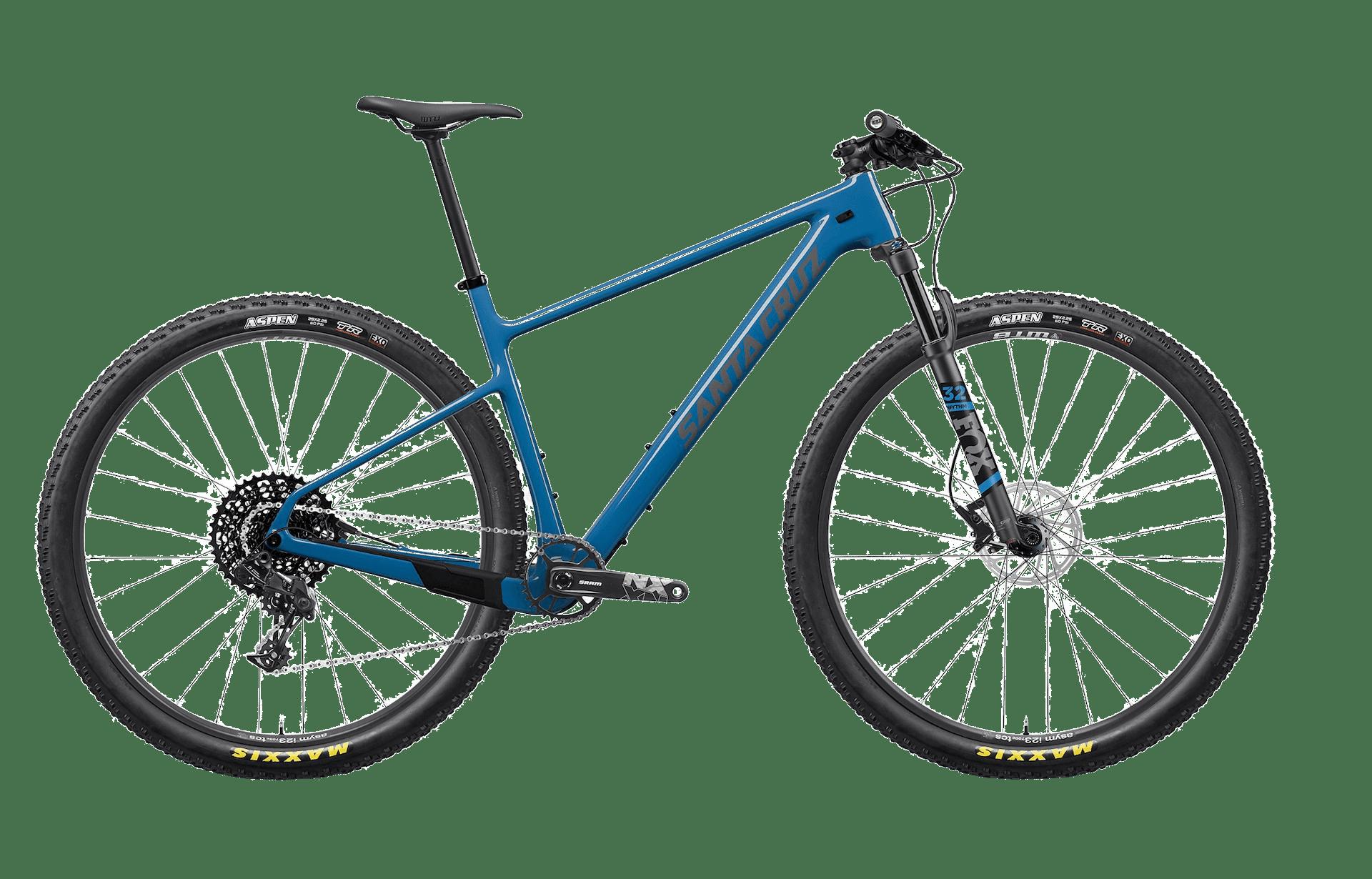 santa cruz highball cc mountainbike