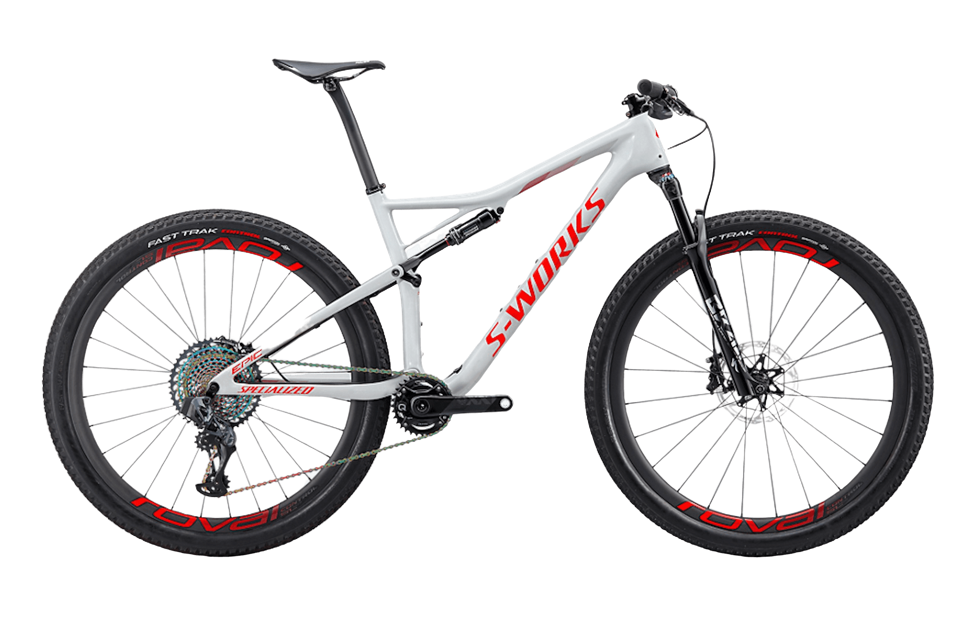 specialized s-works epic axs mountainbike