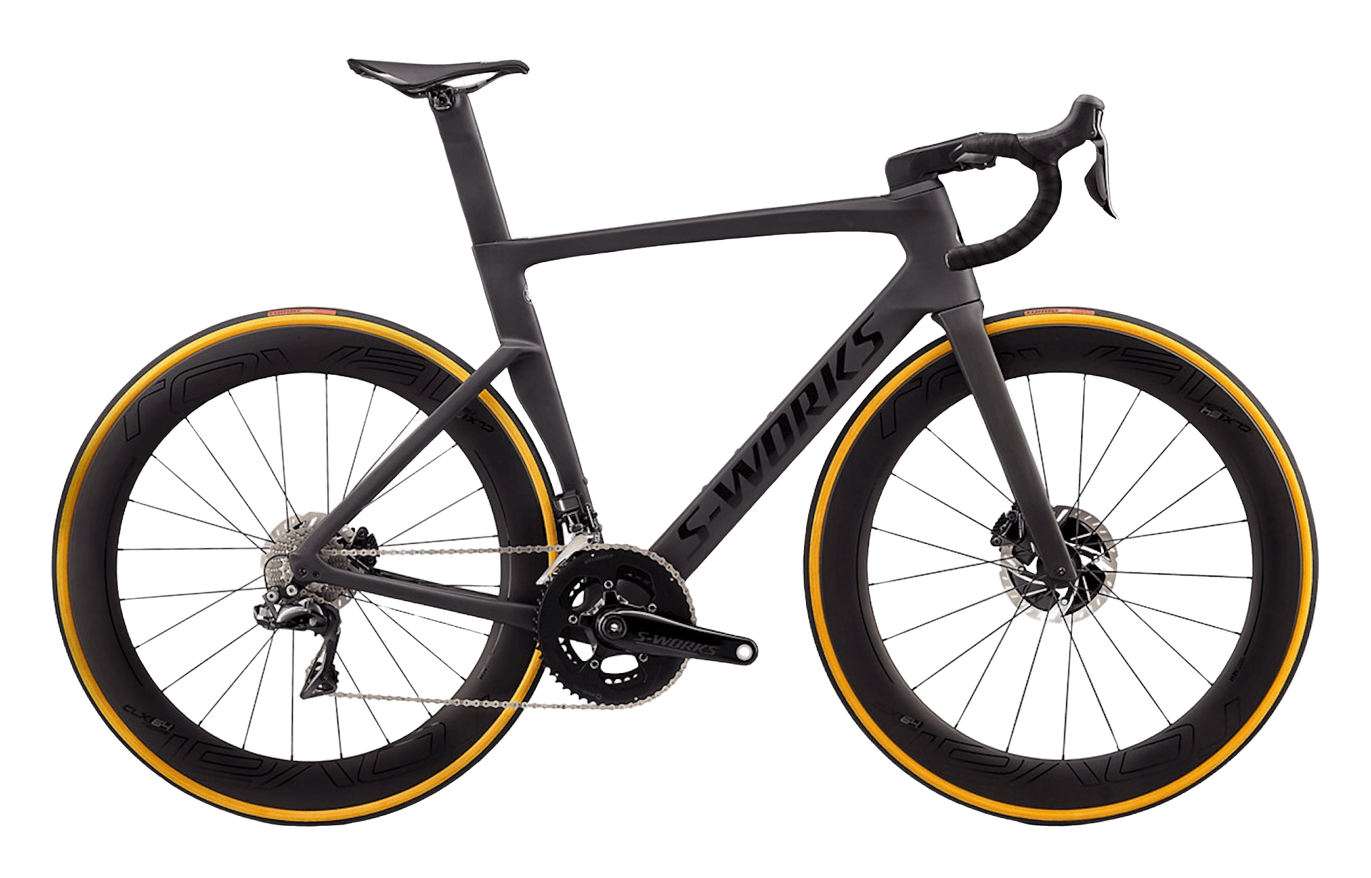 specialized s-works venge racefiets