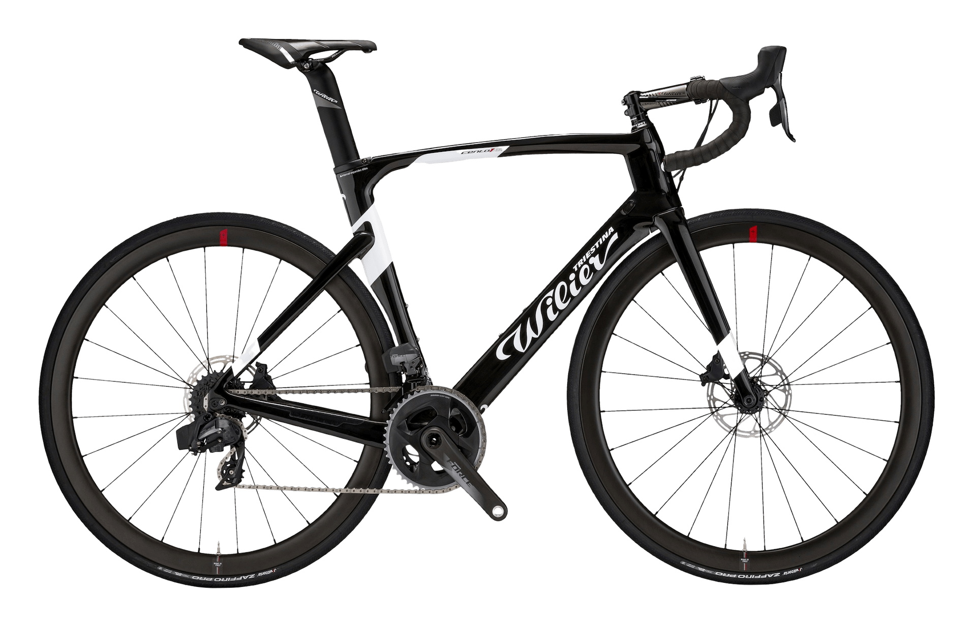 wilier cento 1 air racefiets
